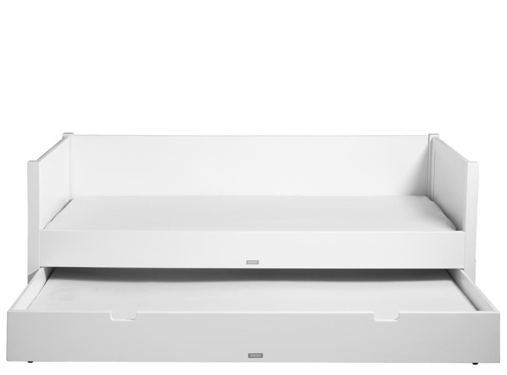 Bopita Nordic Etagenbett : Etagenbett nordic cm gerade leiter in weiß von bopita