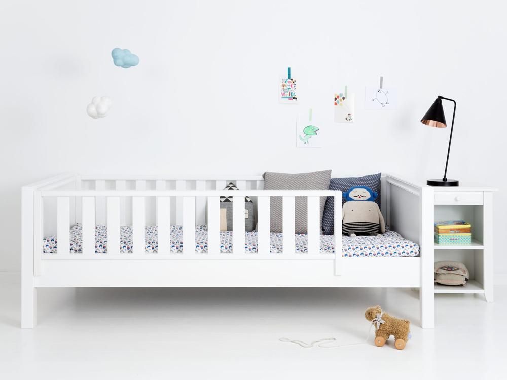 Etagenbett Rausfallschutz Unten : Kinderbetten mit seitenschutz und rausfallschutz betten