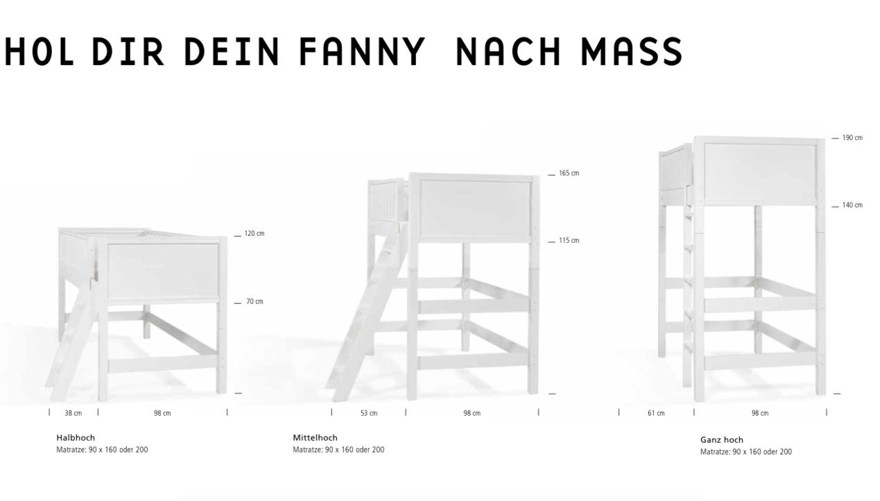 Fanny Bauteile & Zubehör